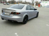 Mazda 3 MPS 6 MPS                               2. Turbo 4 WD                                            2007